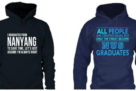 c77c4938a NTU students have the option of buying a new hoodie that bears the slogan:
