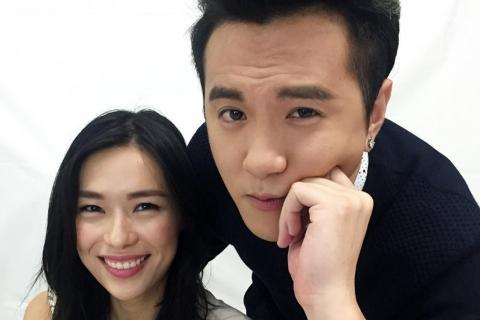 c7e19e05487 Rebecca Lim and Ian Fang: Just friends?, Latest TV News - The New Paper