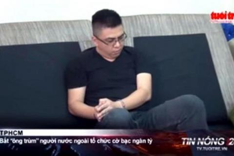 Singaporean arrested in Vietnam for operating gambling