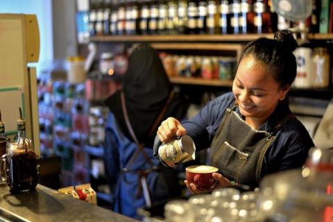 Delicious food alone is not enough': F&B owners talk about