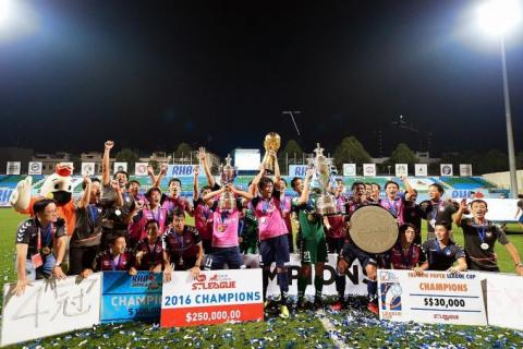 Awesome Albirex complete sweep, Latest Singapore Football
