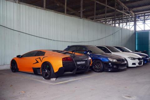 Two Sports Cars Forfeited Over Illegal Seletar Race The New Paper