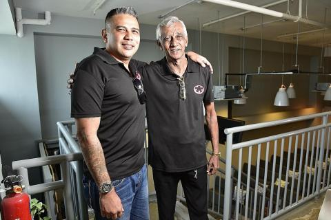 Ex-offenders giving themselves and others a second chance