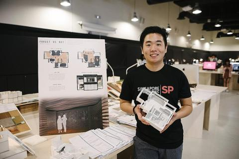 Late Grandparents Inspire Singapore Poly Students Projects Latest Singapore News The New Paper