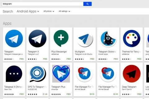 chatting apps for android