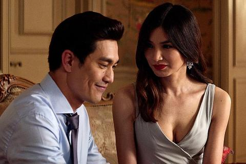 Pierre Png Wore Nude Thong For Crazy Rich Asians Shower Scene