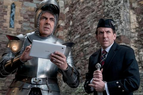 Movie Review Johnny English Strikes Again Misses Target Latest
