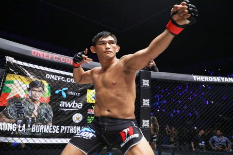 Aung La N Sang Delivers again at ONE: Pursuit Of Greatness, Latest Others  News - The New Paper