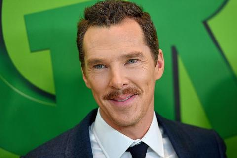 Benedict Cumberbatch finds freedom in voicing the Grinch