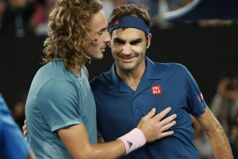Federer Dumped Out Of Australian Open By Tsitsipas Latest Tennis News The New Paper