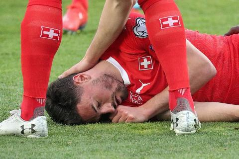 Schar S Head Injury Sparks Call For Probe Latest Football News The New Paper
