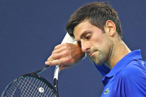 0a9fd771002cf Djokovic downplays rift among tennis  top stars