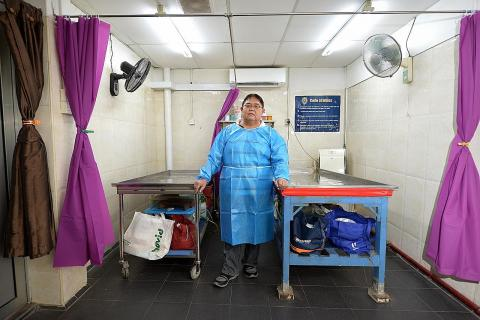 Respect is key when working with the dead: Embalmer, Latest