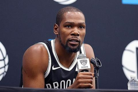 kevin durant latest