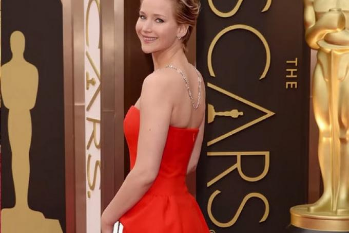Jennifer Lawrence shared her biggest fear about doing a