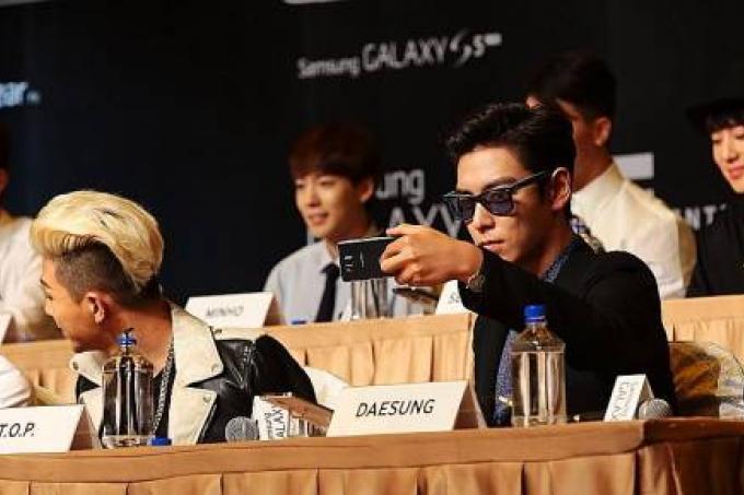 Big Bang boys crack jokes despite bandmate's car crash