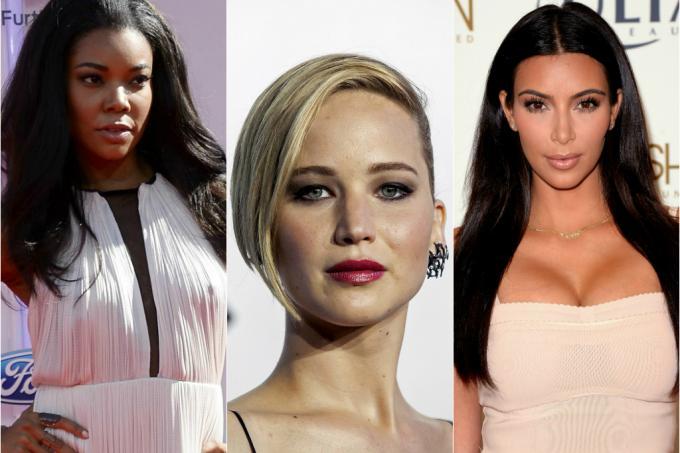 Jennifer Lawrence, Kim Kardashian And More Victims In Celeb Nude-Photo Leak Again -5712