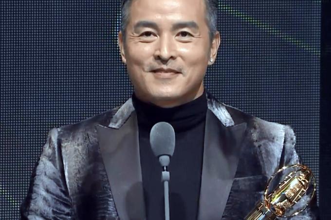 Christopher Lee wins best actor at Golden Bell Awards ...