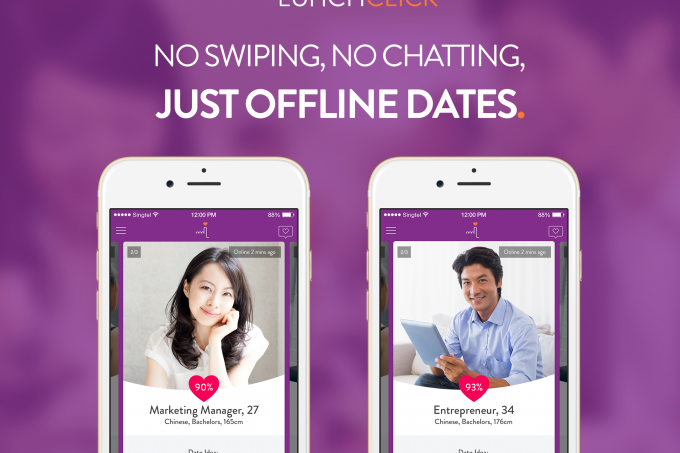 Dating app for married people