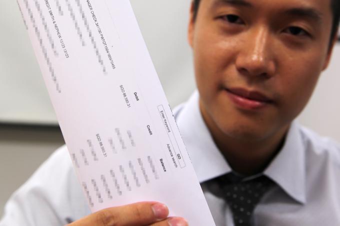Man returns $88,000 sent to bank account