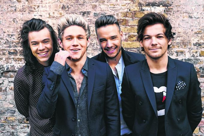 Who are one direction hookup 2018