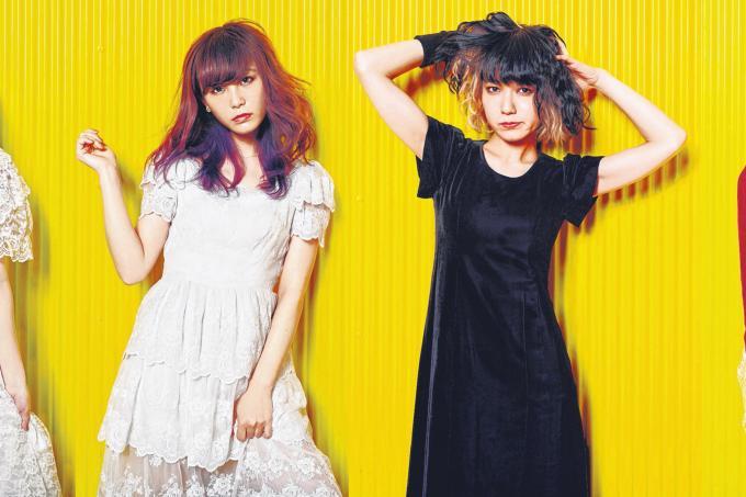 J-rock girl group Scandal turn to pop, Latest Music News