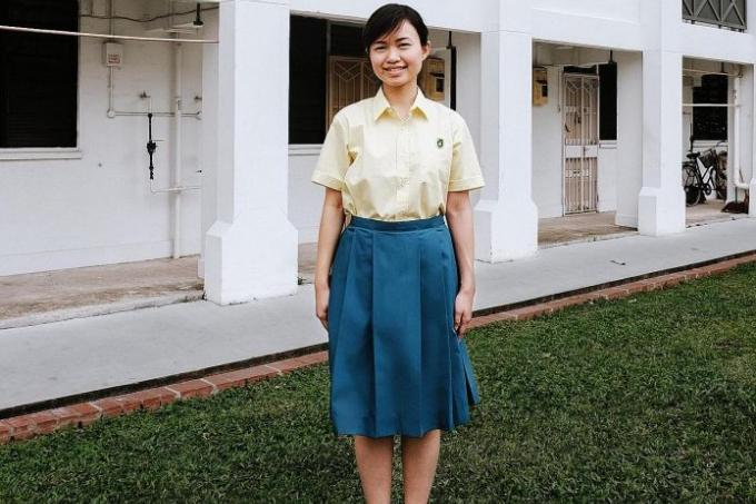 Rebecca Lim Was A Quot Fat Nerdy Kid Trying To Be Cool