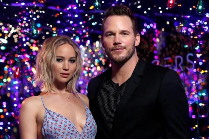 Filming Jennifer Lawrence's first sex scene 'tricky ...