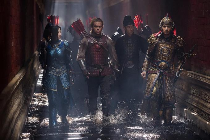 Movie Review: The Great Wall, Latest Movies News - The New Paper
