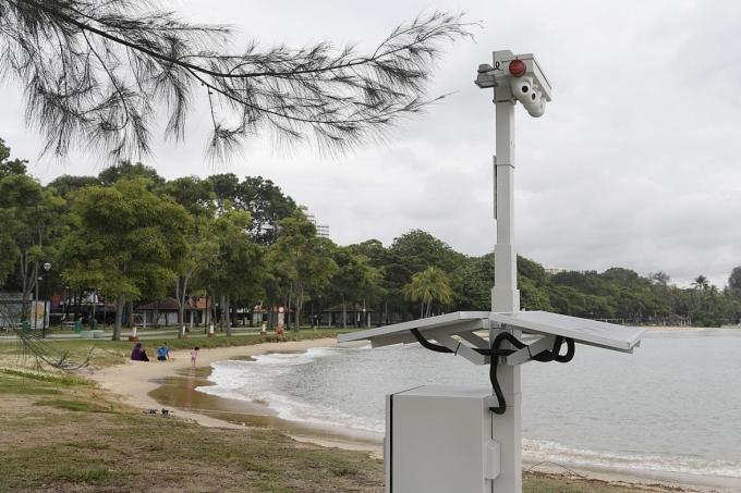 Coastal Cameras Crucial For Singapore 39 S Safety Latest