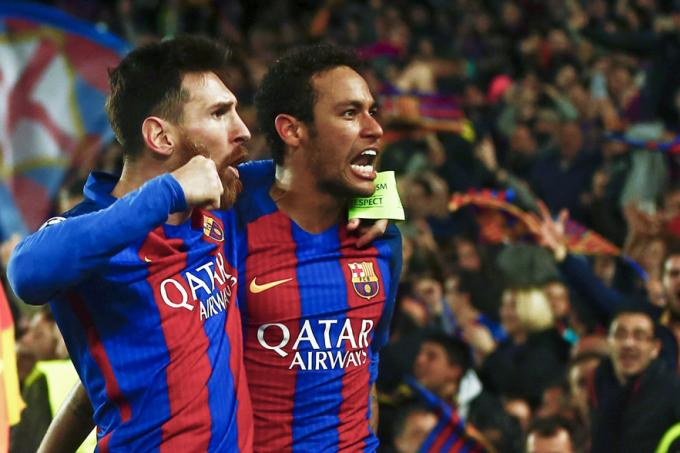 Neymar On Barca's Stunning Comeback: 'I Know We Have Made