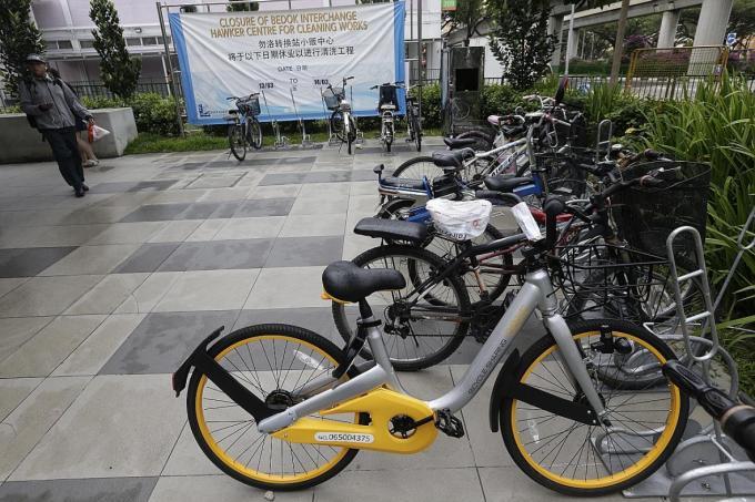 LTA puts brakes on bike-sharing plans, Latest Singapore ...