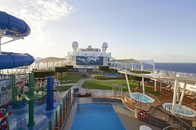 Norwegian Joy Embarks On Maiden Voyage Next Month Latest
