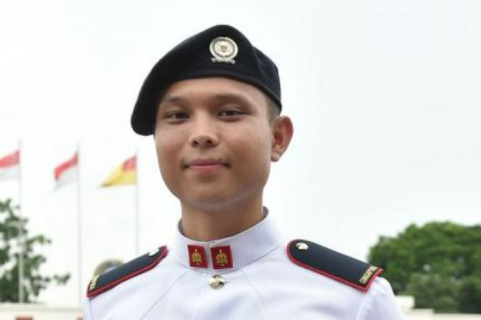 'Nomad' takes on National Service to become Singapore citizen, achieves Golden Bayonet, Singapore