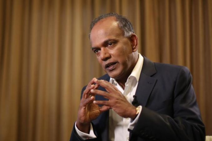 Shanmugam: We didn't get where we are by 'thinking small'