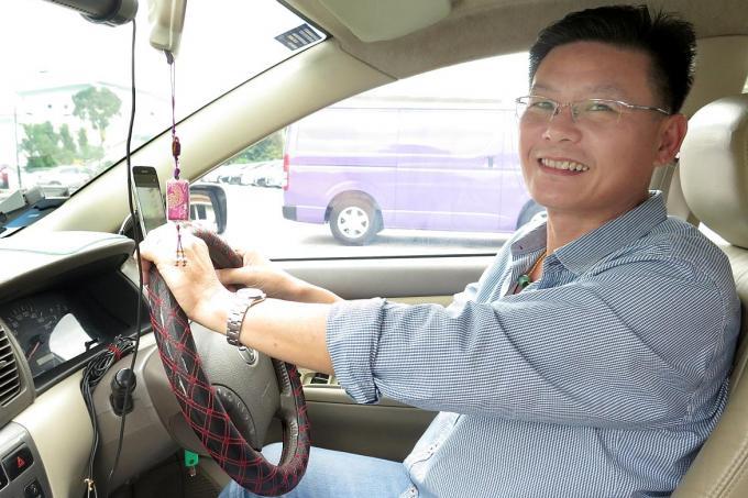 Confessions of a Grab driver