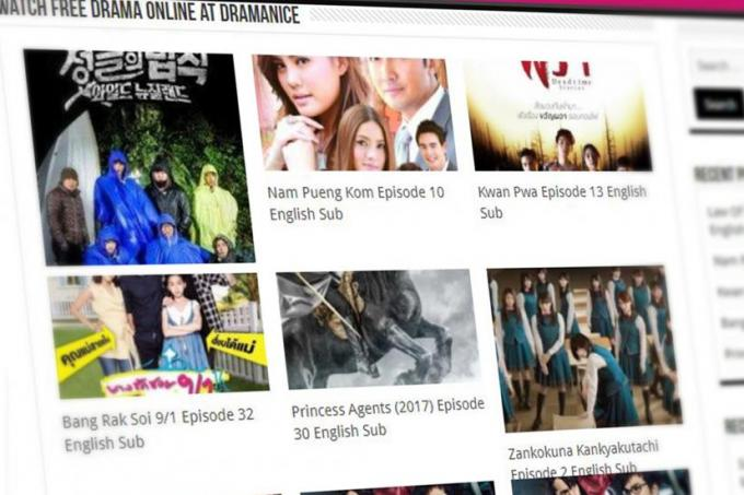 Pay-TV operator aiming to block site streaming pirated K