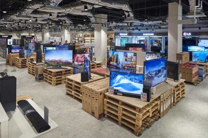 harvey norman factory outlet opens at chai chee road  latest shopping news