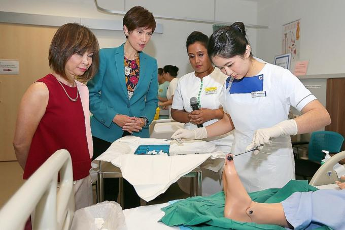 Public perception of nurses in singapore