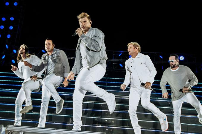 Backstreet Boys In Singapore Still Got It Goin On