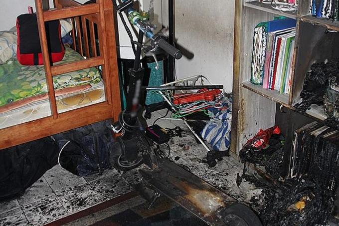 battery fires spark review of pmd safety rules   latest singapore news