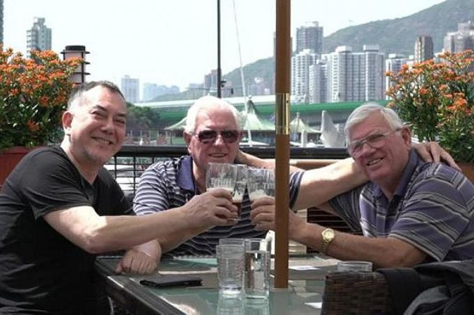 Technology Management Image: HK Actor Anthony Wong Finds Half-brothers, Latest Movies