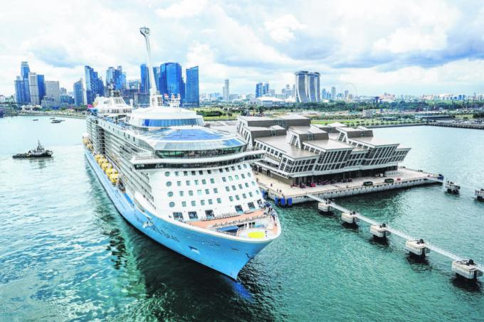 Asia S Largest Cruise Ship To Return For Six Months