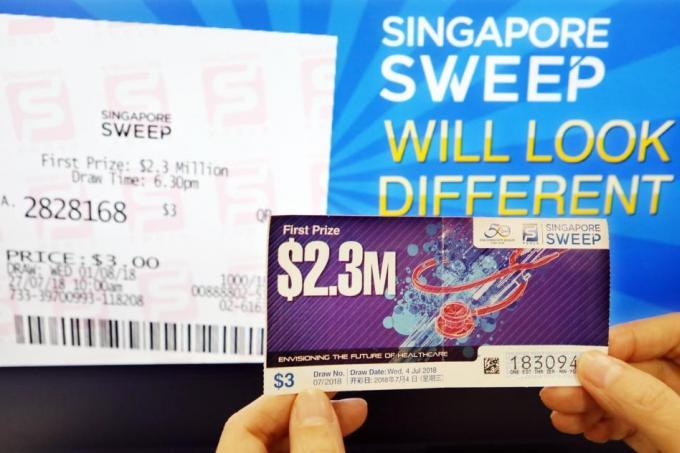 Singapore pools 4d betting hours movie c read stdin binary options