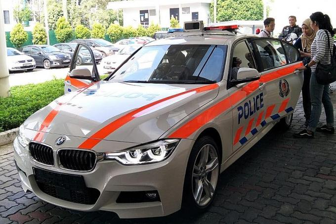 Traffic Police To Use Bmw Cars For Patrol Duties From Next