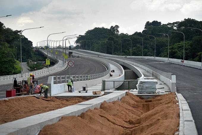 First phase of Lornie Highway to open on Oct 28, Latest Singapore News - The New Paper