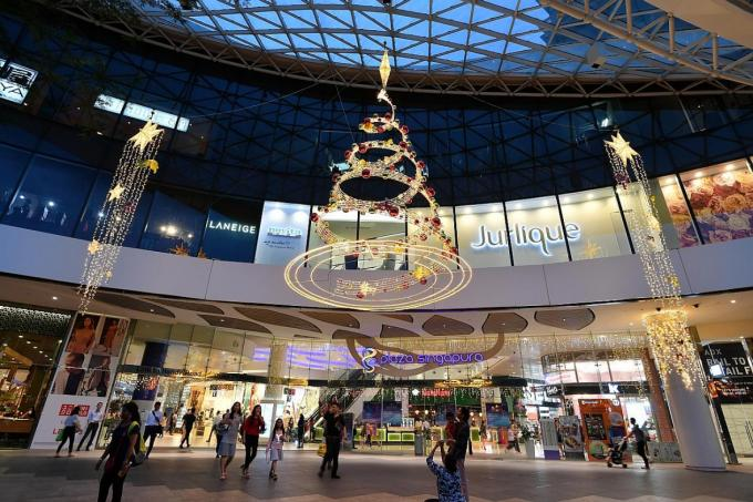 The mall the merrier, Latest Shopping News - The New Paper