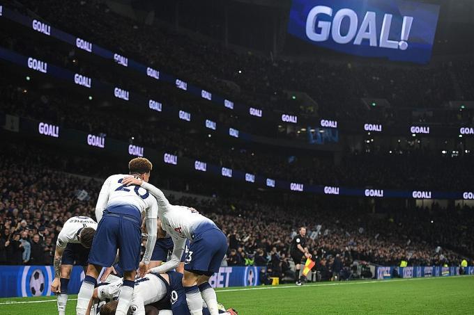 Tottenham Open New Stadium With A Bang, Latest Football
