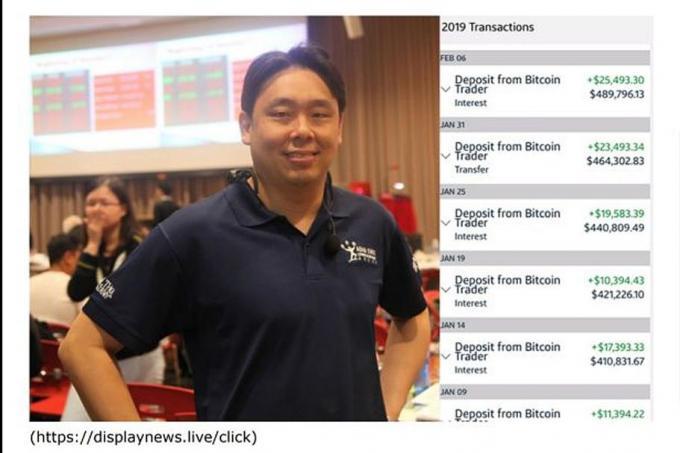 peter lim bitcoin trader)