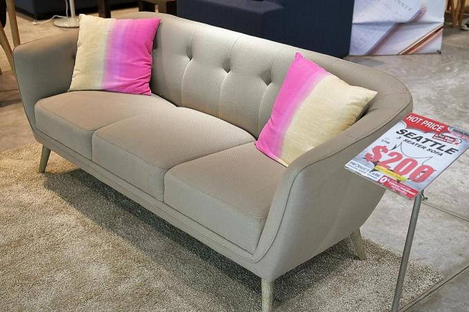 furnish your home for under  1 800 with harvey norman factory sale  latest shopping news